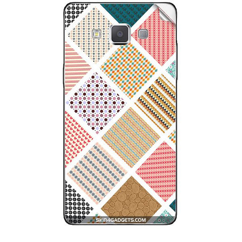 Varied Pattern For SAMSUNG GALAXY A5 (A5000) Skin