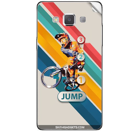 1 2 3 Jump For SAMSUNG GALAXY A5 (A5000) Skin