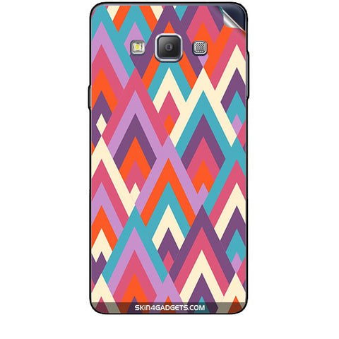 Peaks For SAMSUNG GALAXY A7 (A700) Skin