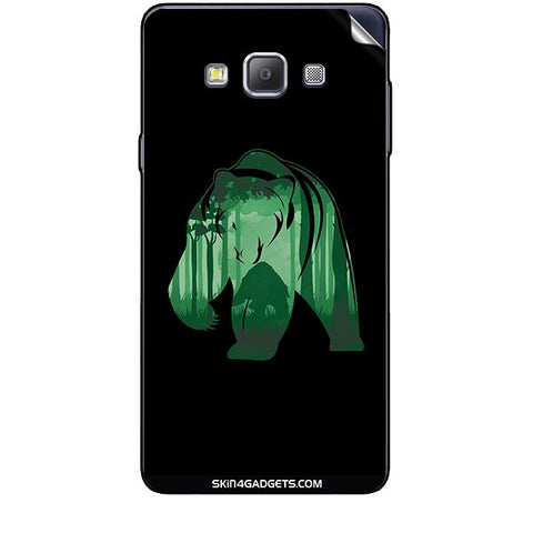 Bear For SAMSUNG GALAXY A7 (A700) Skin