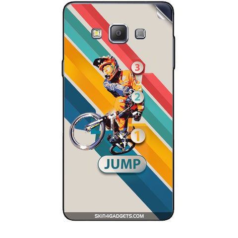 1 2 3 Jump For SAMSUNG GALAXY A7 (A700) Skin