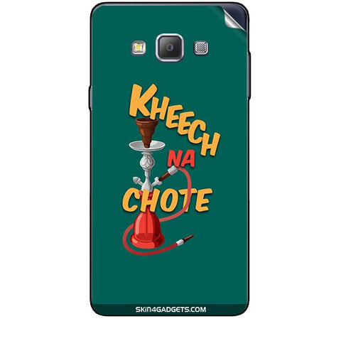 Kheech na Chote For SAMSUNG GALAXY A7 (A700) Skin