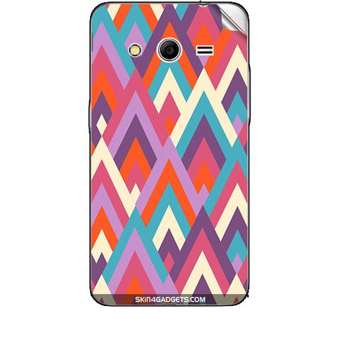 Peaks For SAMSUNG GALAXY CORE 2 (G3556d) Skin