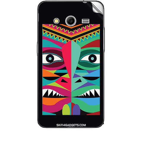 Tribal Face For SAMSUNG GALAXY CORE 2 (G3556d) Skin