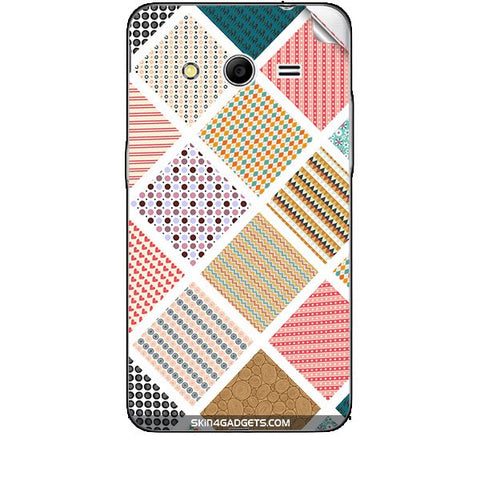 Varied Pattern For SAMSUNG GALAXY CORE 2 (G3556d) Skin