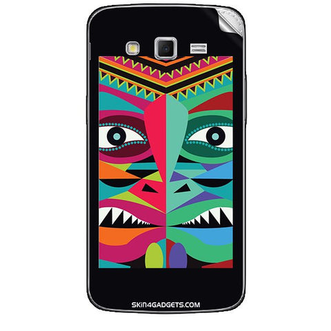 Tribal Face For SAMSUNG GALAXY GRAND 2 ( G7106) Skin