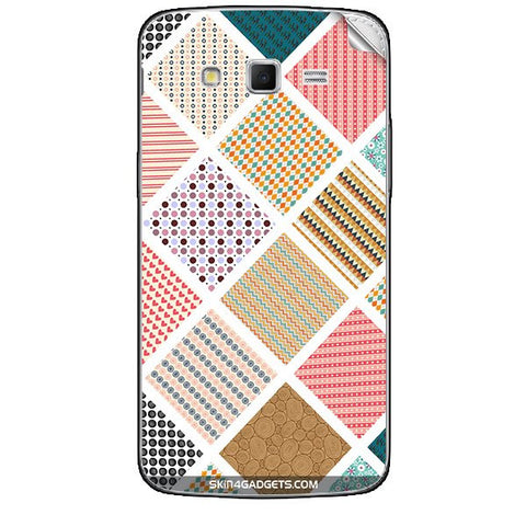 Varied Pattern For SAMSUNG GALAXY GRAND 2 ( G7106) Skin