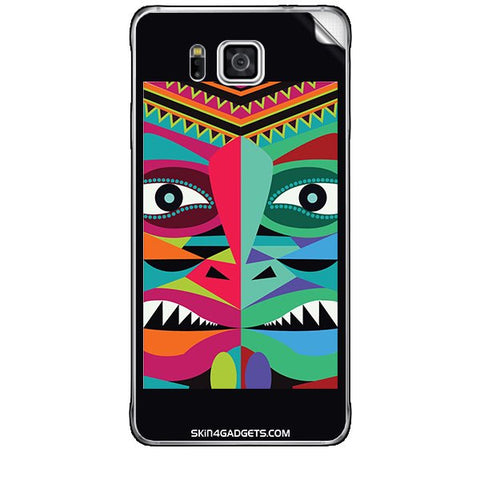 Tribal Face For SAMSUNG GALAXY ALPHA (G850) Skin