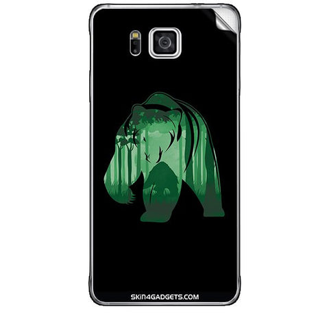 Bear For SAMSUNG GALAXY ALPHA (G850) Skin