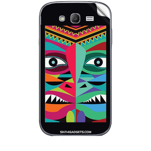 Tribal Face For SAMSUNG GALAXY GRAND (I9082) Skin