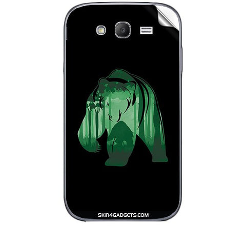 Bear For SAMSUNG GALAXY GRAND (I9082) Skin