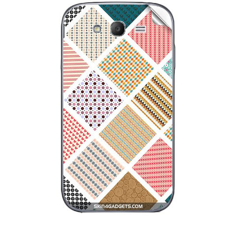 Varied Pattern For SAMSUNG GALAXY GRAND (I9082) Skin