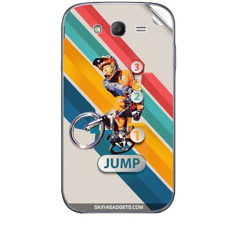 1 2 3 Jump For SAMSUNG GALAXY GRAND (I9082) Skin