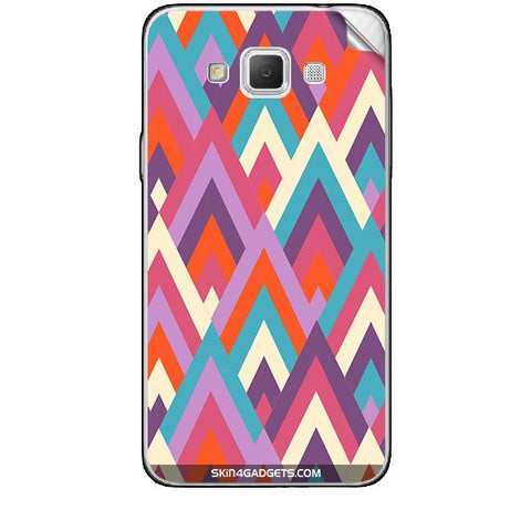 Peaks For SAMSUNG GALAXY GRAND MAX (G720) Skin