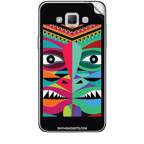 Tribal Face For SAMSUNG GALAXY GRAND MAX (G720) Skin