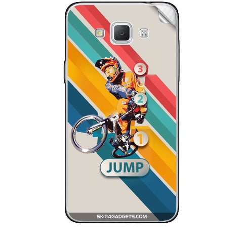 1 2 3 Jump For SAMSUNG GALAXY GRAND MAX (G720) Skin