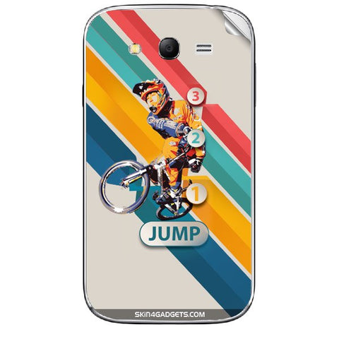 1 2 3 Jump For SAMSUNG GALAXY GRAND NEO  ( GT-I9060I ) Skin