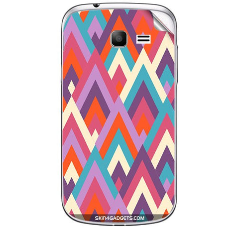 Peaks For SAMSUNG GALAXY TREND (S7392) Skin