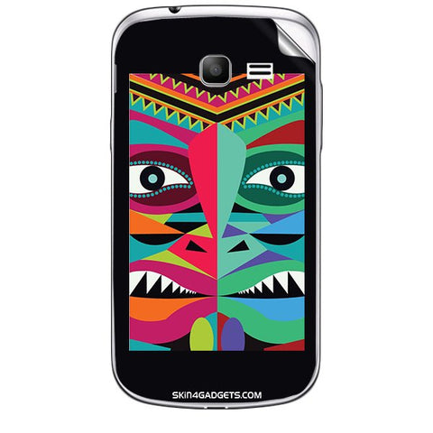 Tribal Face For SAMSUNG GALAXY TREND (S7392) Skin