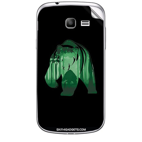Bear For SAMSUNG GALAXY TREND (S7392) Skin