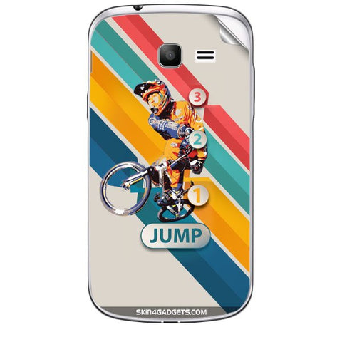 1 2 3 Jump For SAMSUNG GALAXY TREND (S7392) Skin