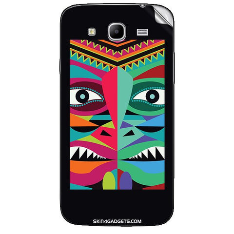 Tribal Face For SAMSUNG GALAXY MEGA 5.8 (I9150) Skin