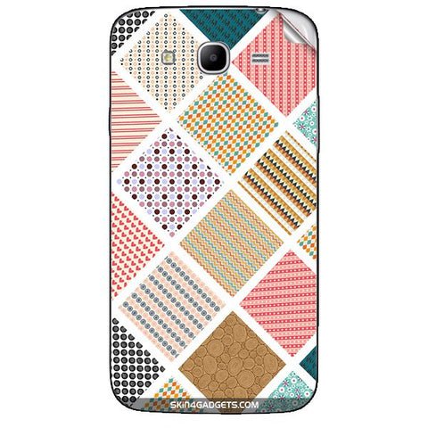 Varied Pattern For SAMSUNG GALAXY MEGA 5.8 (I9150) Skin