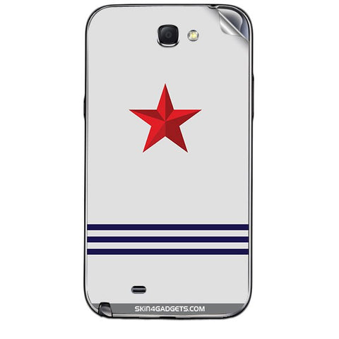 Star Strips For SAMSUNG GALAXY NOTE 2 (N7100) Skin