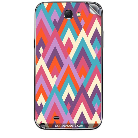 Peaks For SAMSUNG GALAXY NOTE 2 (N7100) Skin
