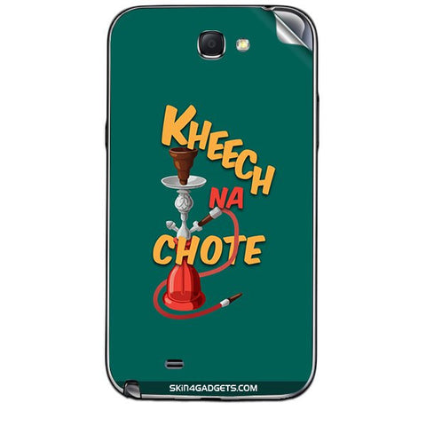 Kheech na Chote For SAMSUNG GALAXY NOTE 2 (N7100) Skin
