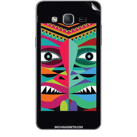 Tribal Face For SAMSUNG GALAXY ON7 Skin