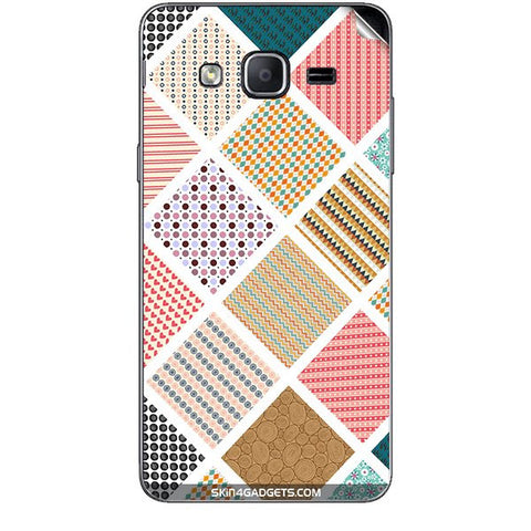 Varied Pattern For SAMSUNG GALAXY ON7 Skin