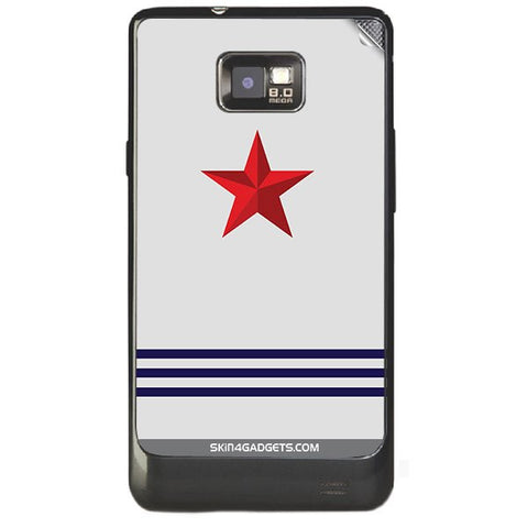 Star Strips For SAMSUNG GALAXY S2 (I9100) Skin