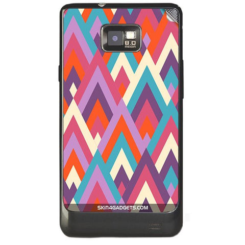 Peaks For SAMSUNG GALAXY S2 (I9100) Skin
