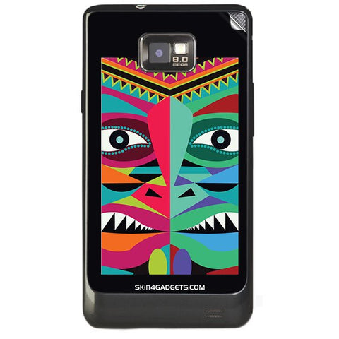 Tribal Face For SAMSUNG GALAXY S2 (I9100) Skin