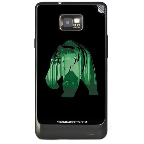 Bear For SAMSUNG GALAXY S2 (I9100) Skin