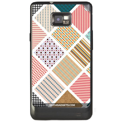Varied Pattern For SAMSUNG GALAXY S2 (I9100) Skin