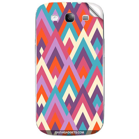 Peaks For SAMSUNG GALAXY S3 (I9300) Skin
