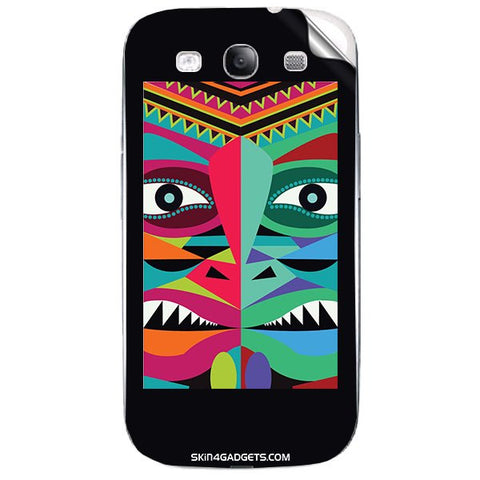 Tribal Face For SAMSUNG GALAXY S3 (I9300) Skin