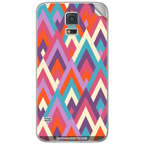 Peaks For SAMSUNG GALAXY S5 MINI Skin