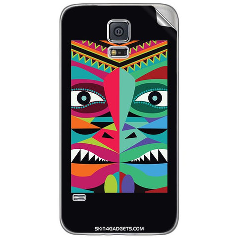 Tribal Face For SAMSUNG GALAXY S5 MINI Skin