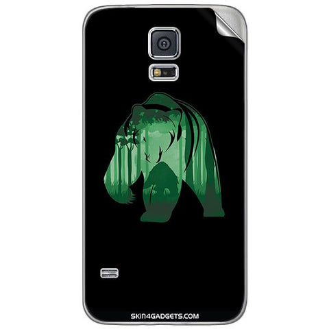 Bear For SAMSUNG GALAXY S5 MINI Skin