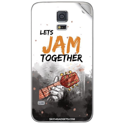 Lets Jam Together For SAMSUNG GALAXY S5 MINI Skin