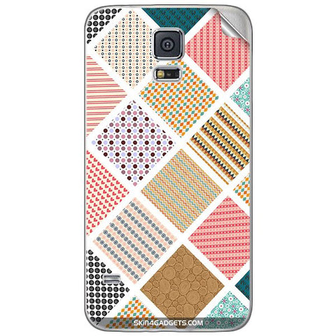 Varied Pattern For SAMSUNG GALAXY S5 MINI Skin