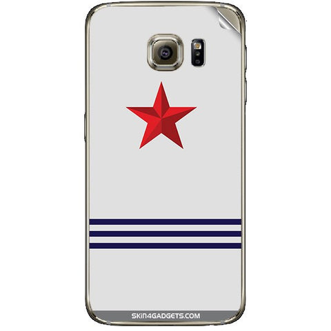Star Strips For SAMSUNG GALAXY S6 (G920I) Skin