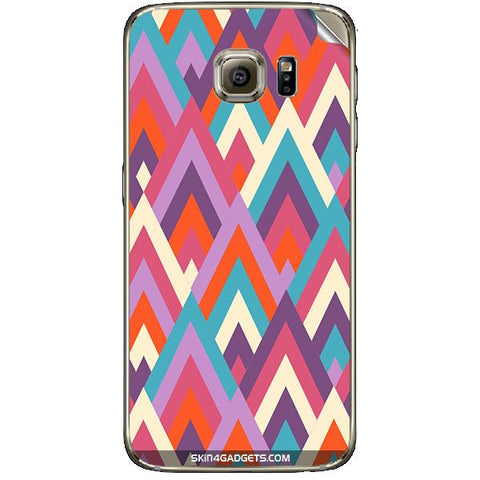 Peaks For SAMSUNG GALAXY S6 (G920I) Skin