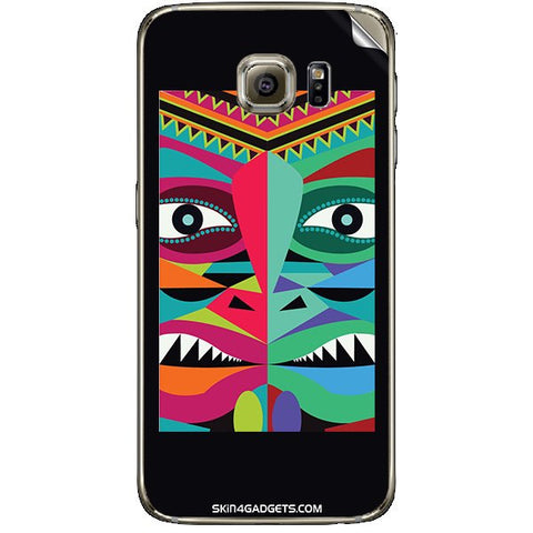 Tribal Face For SAMSUNG GALAXY S6 (G920I) Skin