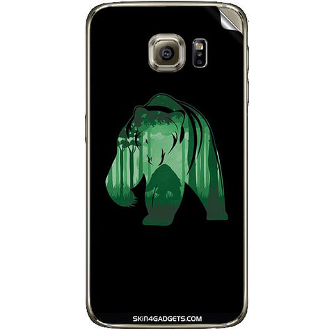 Bear For SAMSUNG GALAXY S6 (G920I) Skin