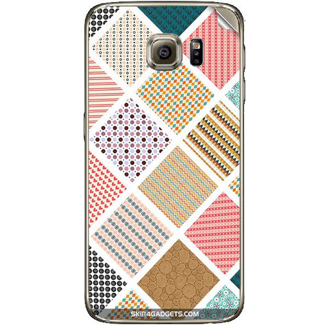 Varied Pattern For SAMSUNG GALAXY S6 (G920I) Skin