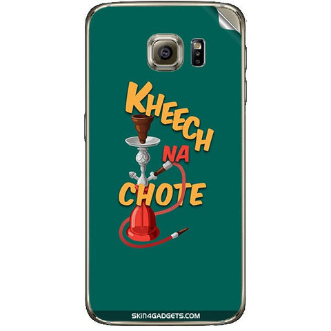 Kheech na Chote For SAMSUNG GALAXY S6 (G920I) Skin